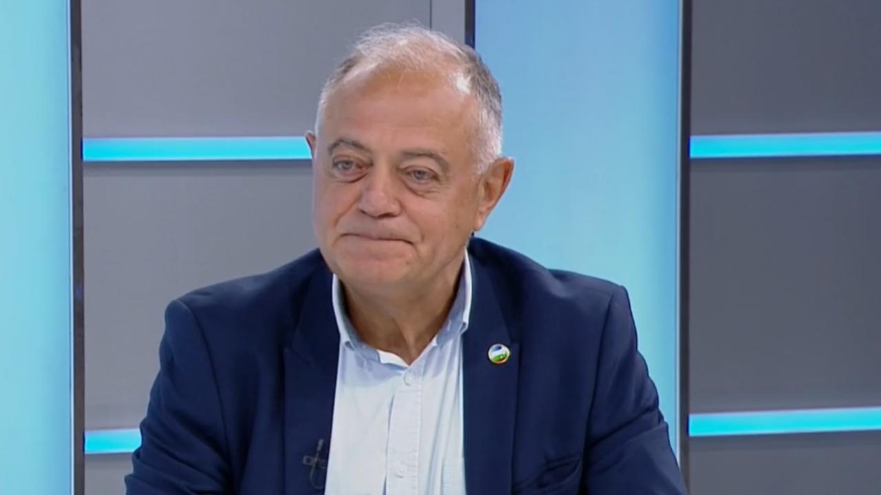 Ген. Атанасов разкри ще разговарят ли от ДБ с БСП за третия мандат утре