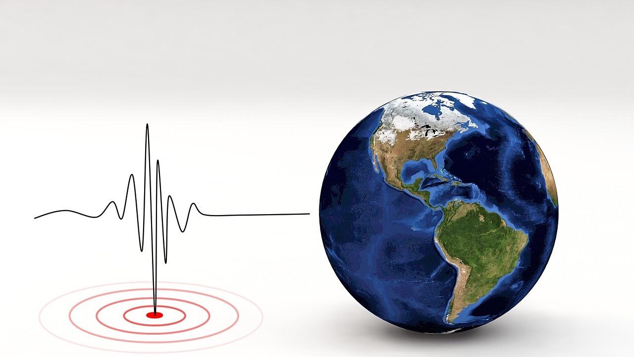 Земетресение люшна Гърция