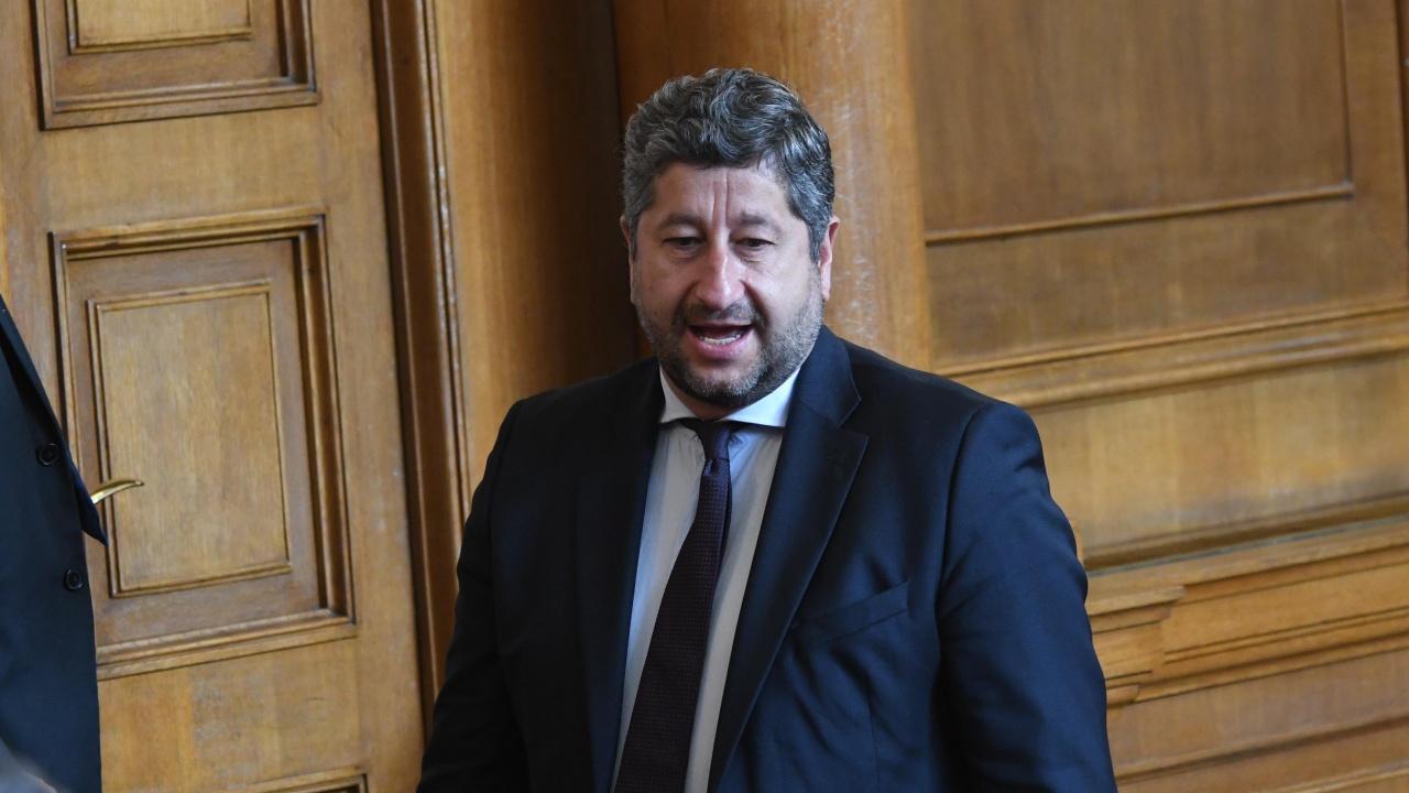 Христо Иванов призова БСП да задържат мандата