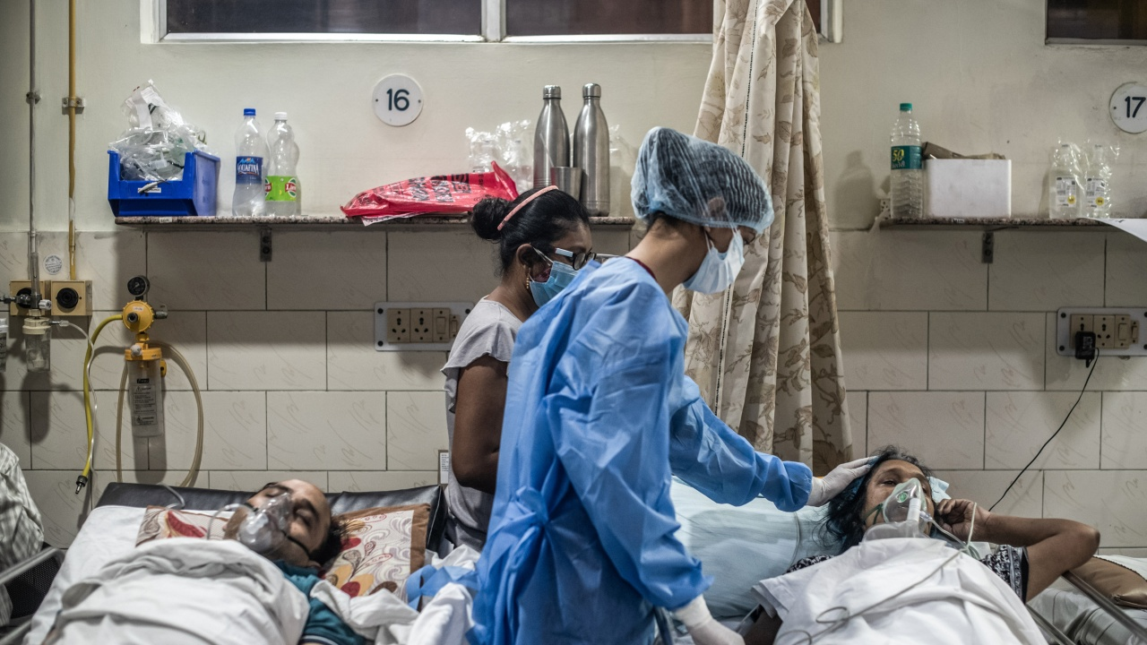 В Индия има най-много нови случаи на COVID-19 от два месеца насам