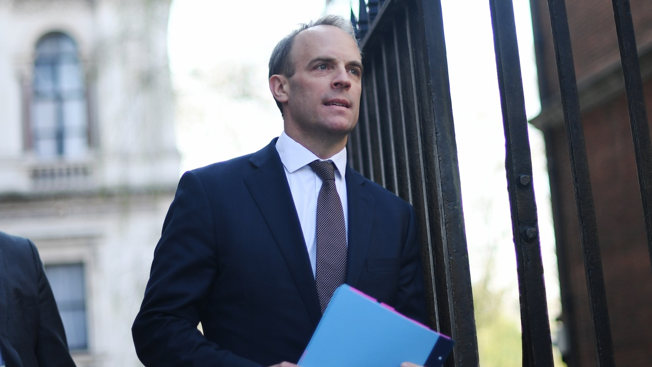 Британският външен министър: Няма да признаваме талибаните, но трябва да се ангажираме пряко с тях