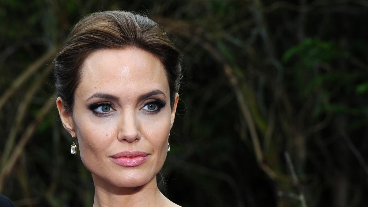 Анджелина Джоли написа книга за правата на децата