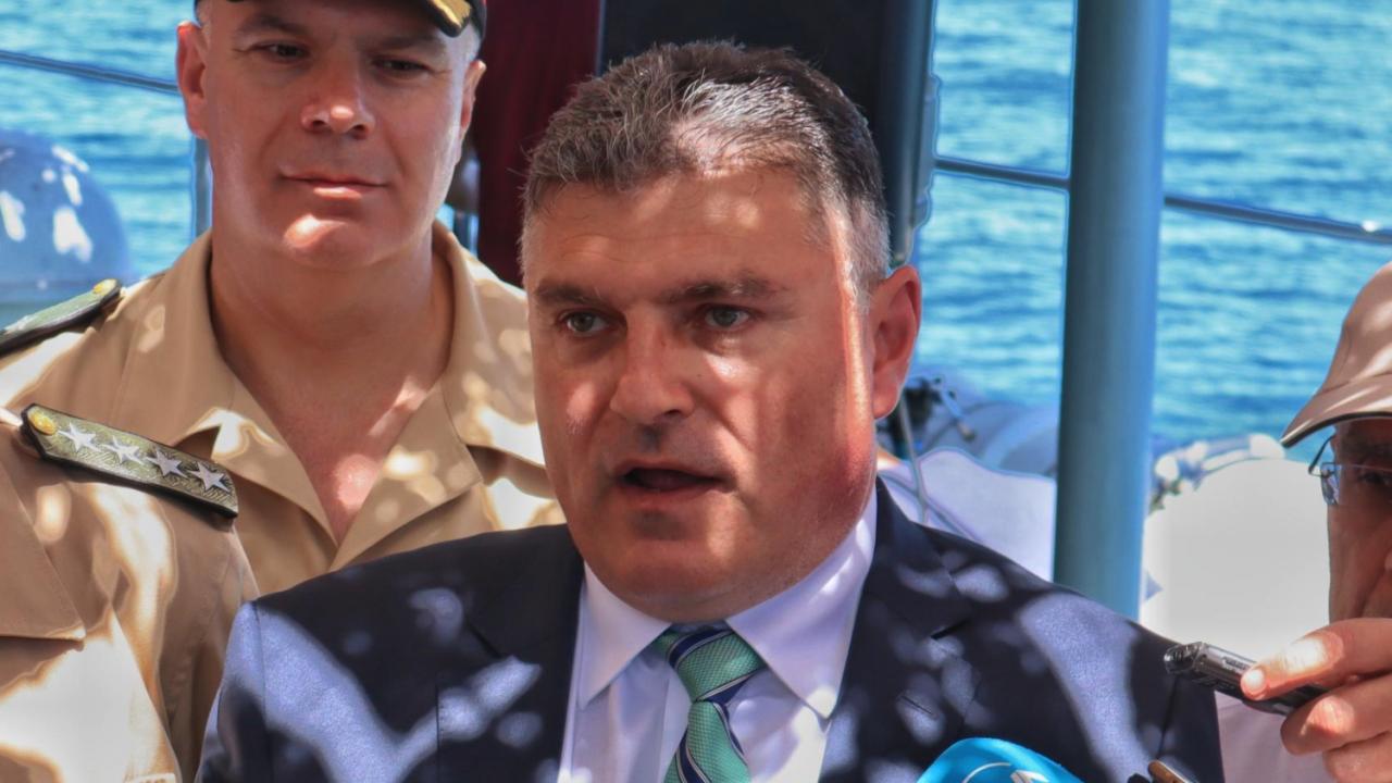 Министър Панайотов: Взели сме мерки за охрана на границата, но ще разчитаме и на механизмите на ЕС за солидарност и подкрепа