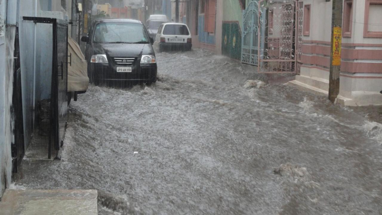 Тежки наводнения в обширни части на Испания