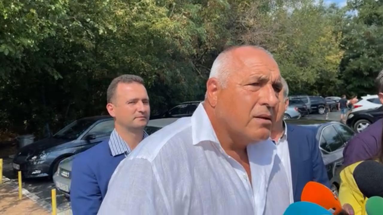Борисов за обвиненията на Тошко Йорданов към Дончева: Как така Бойко Рашков вече не се е самосезирал? Всичко е в услуга на Радев