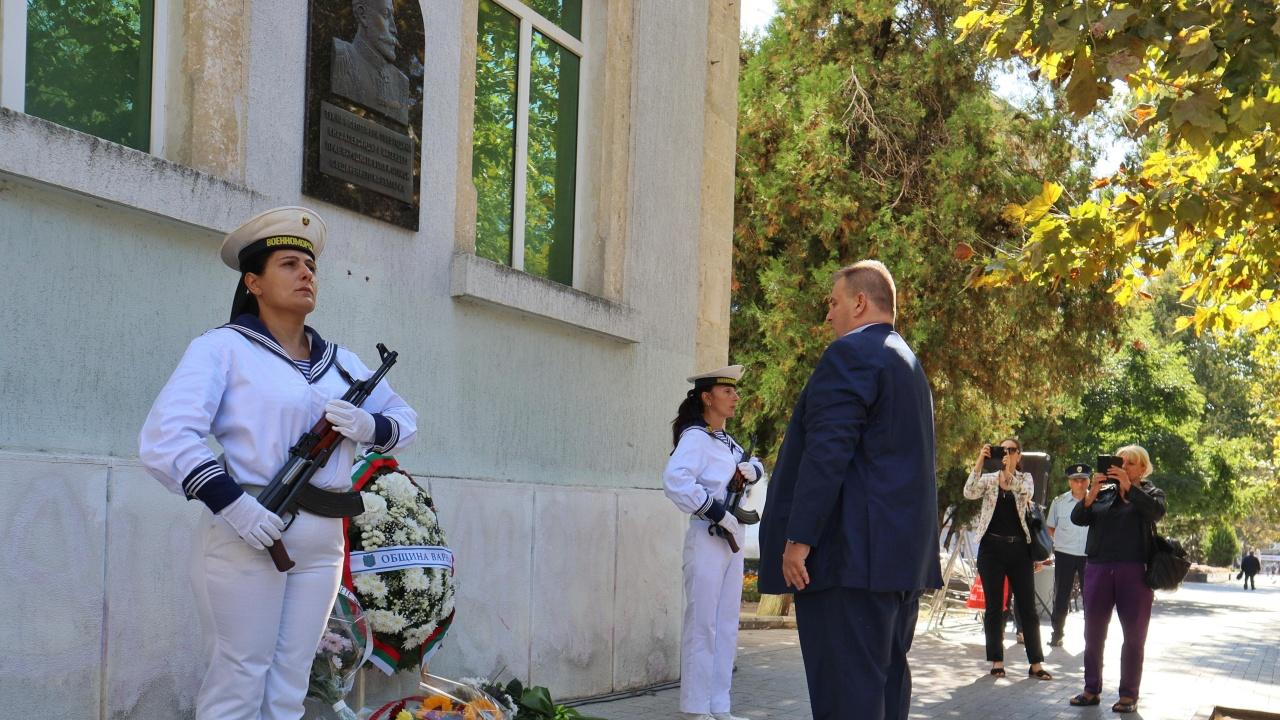 Варна отбелязва Съединението без официално честване