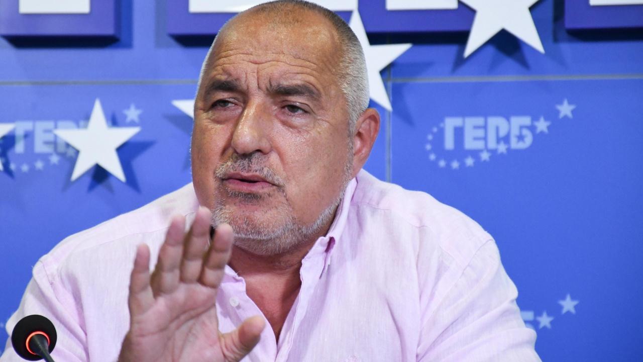 Бойко Борисов към Румен Радев: Откъде знаеш кой ще е новият главен прокурор?