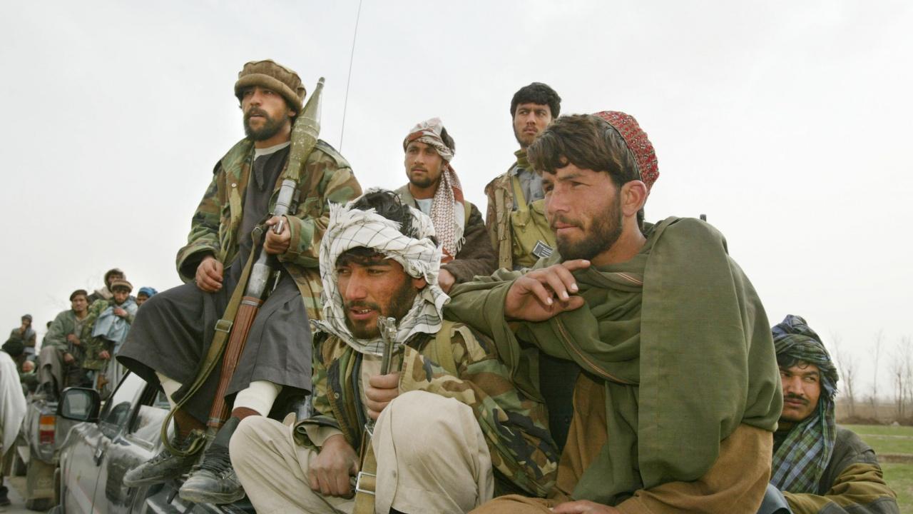 Талибаните отбелязаха окончателна победа в Афганистан