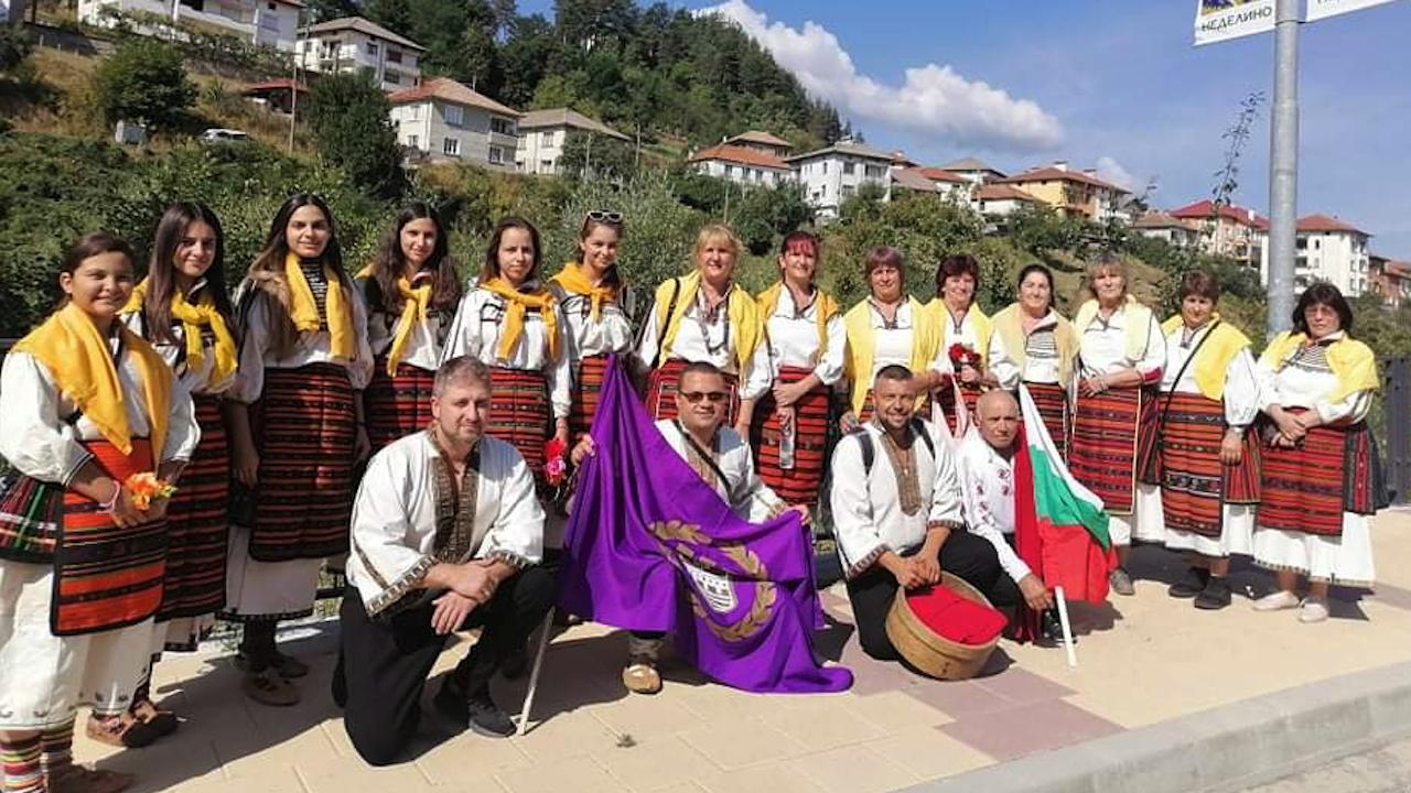 Самодейците от с. Лисец представиха достойно Община Ловеч в Неделино