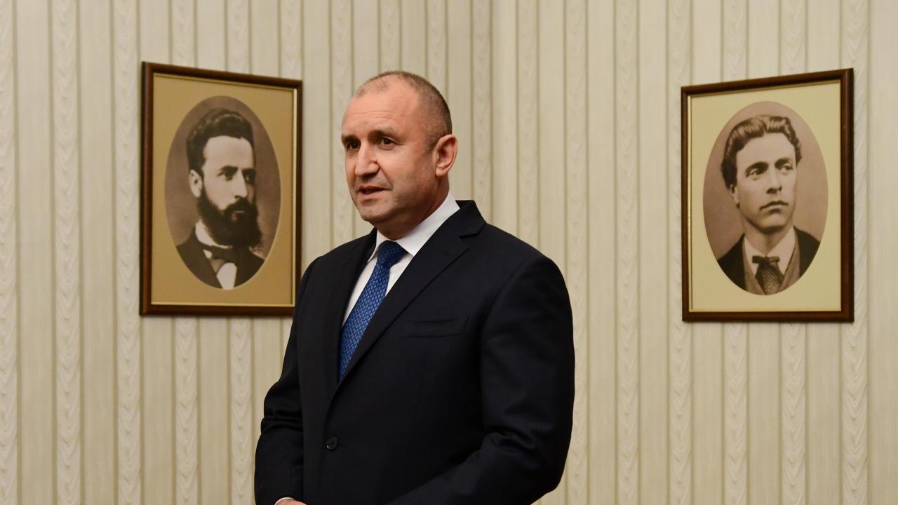 Президентът Румен Радев  се среща с ЦИК днес