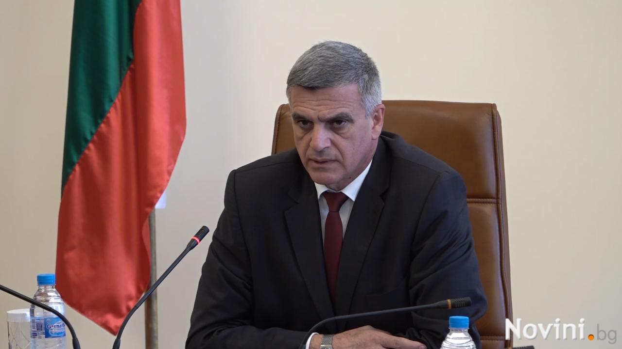 Премиерът Стефан Янев свиква Съвета по сигурността заради очаквана нова мигрантска вълна