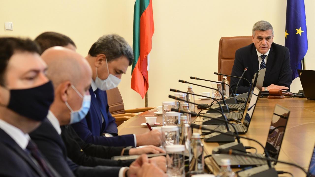 Започна Съветът по сигурност при премиера Янев