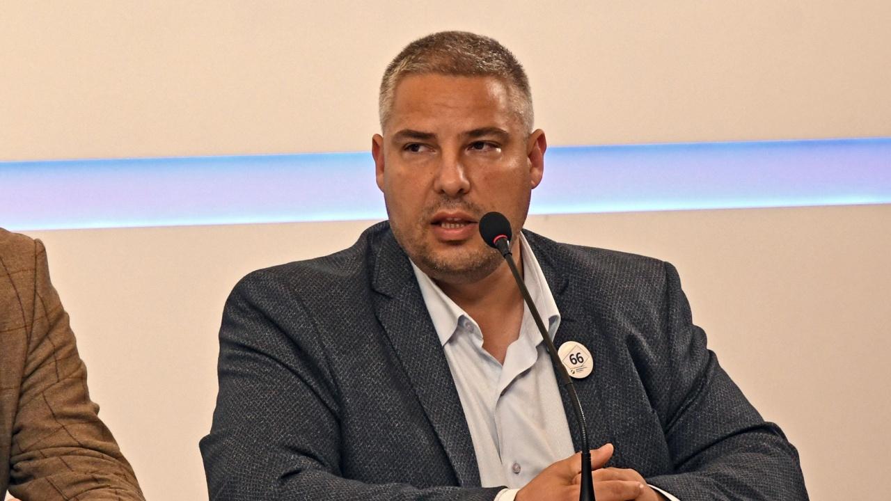 Методи Лалов подаде оставка като председател на групата на ДБ в СОС