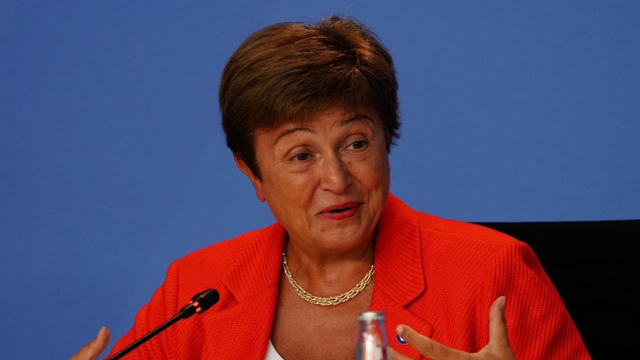 Кристалина Георгиева: Очакванията за инфлацията в България все още не са обезпокоителни