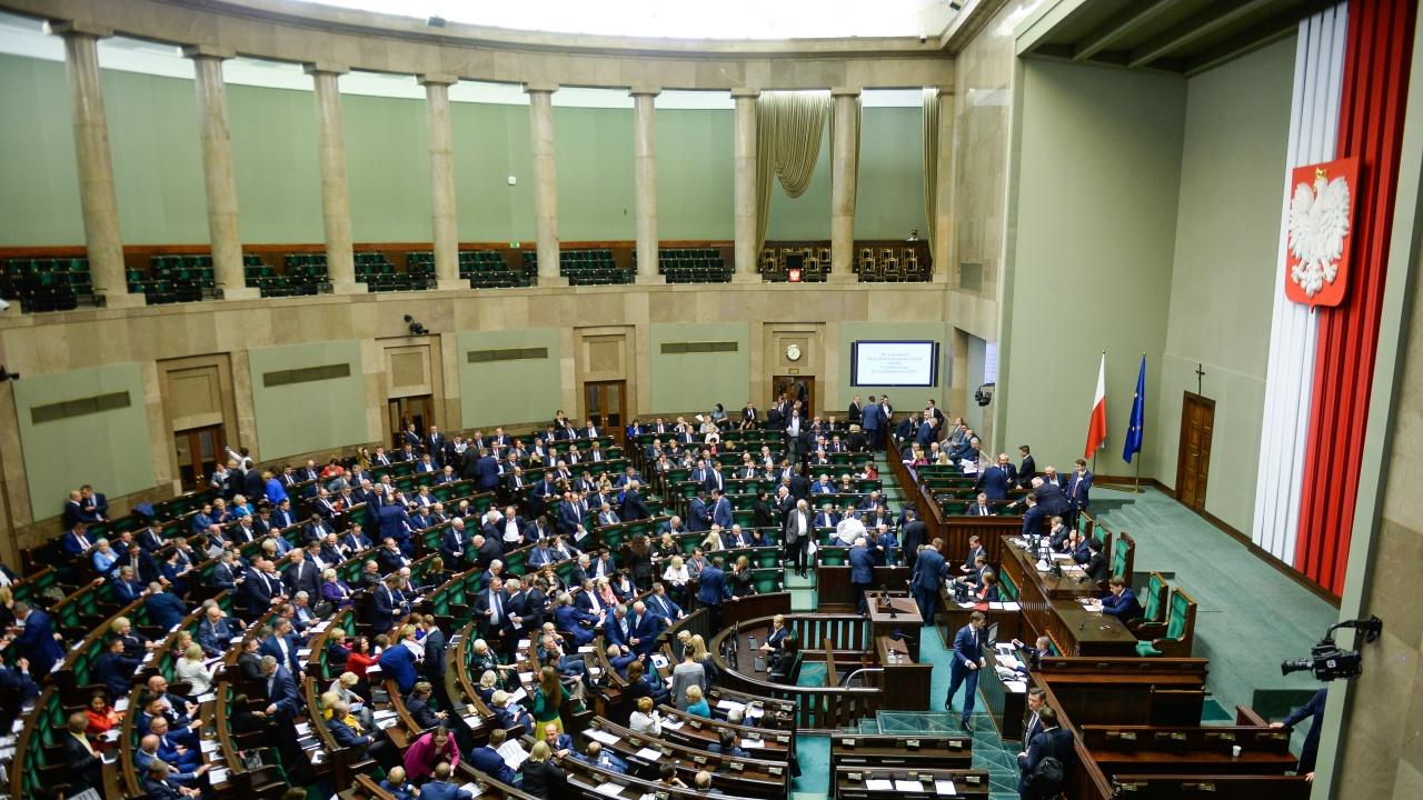Сенатът на Полша отхвърли законопроект за медийна реформа