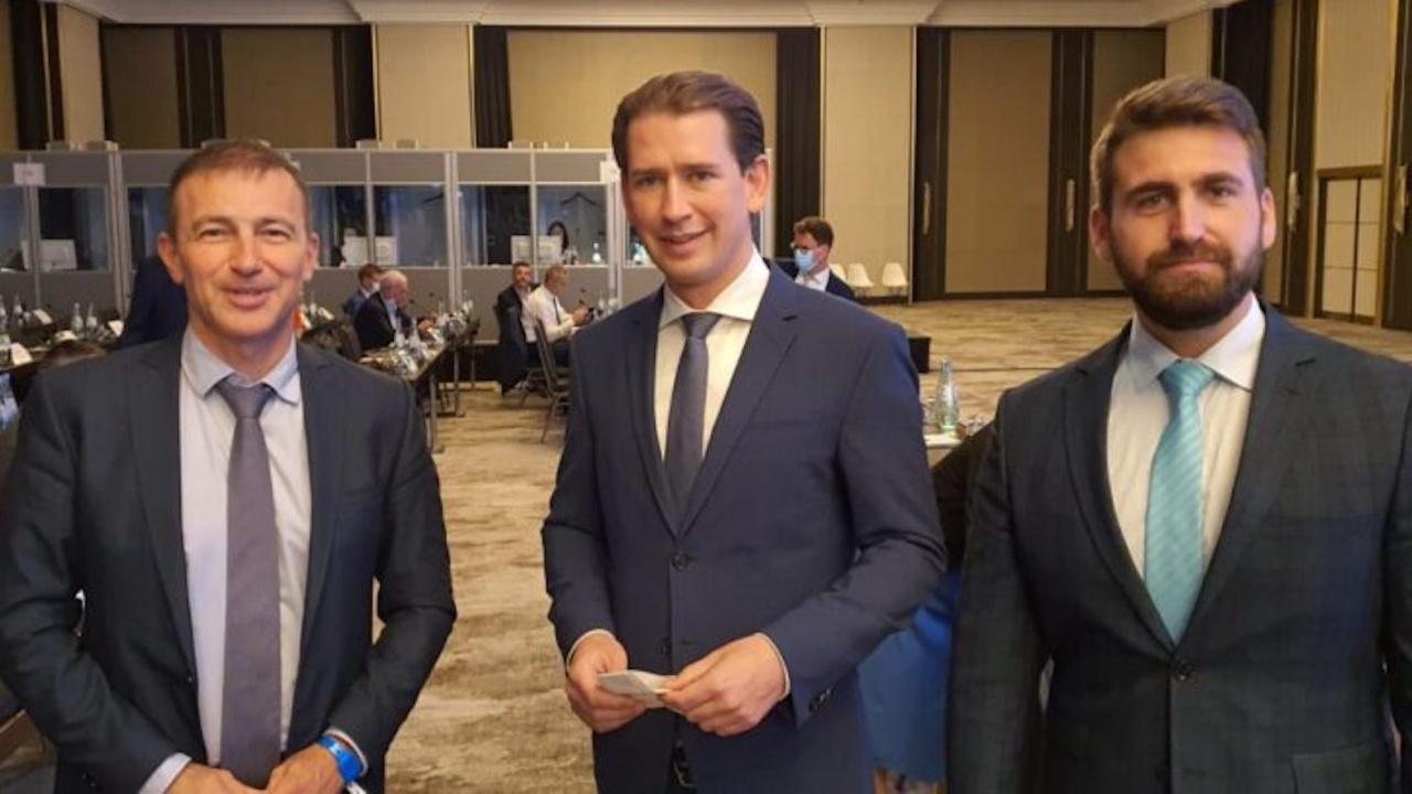 Силна подкрепа от ЕНП за ГЕРБ на предстоящите избори в България
