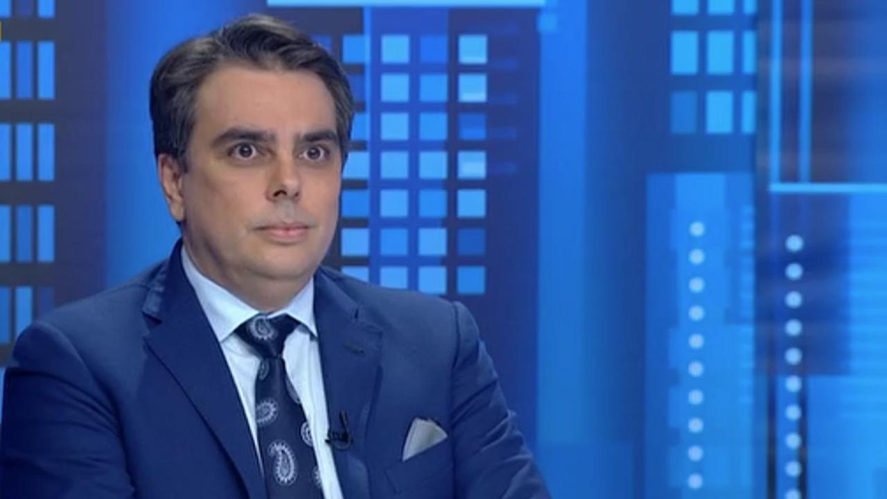 Асен Василев: Помогнахме на 1 млн. пенсионери да не умрат от глад