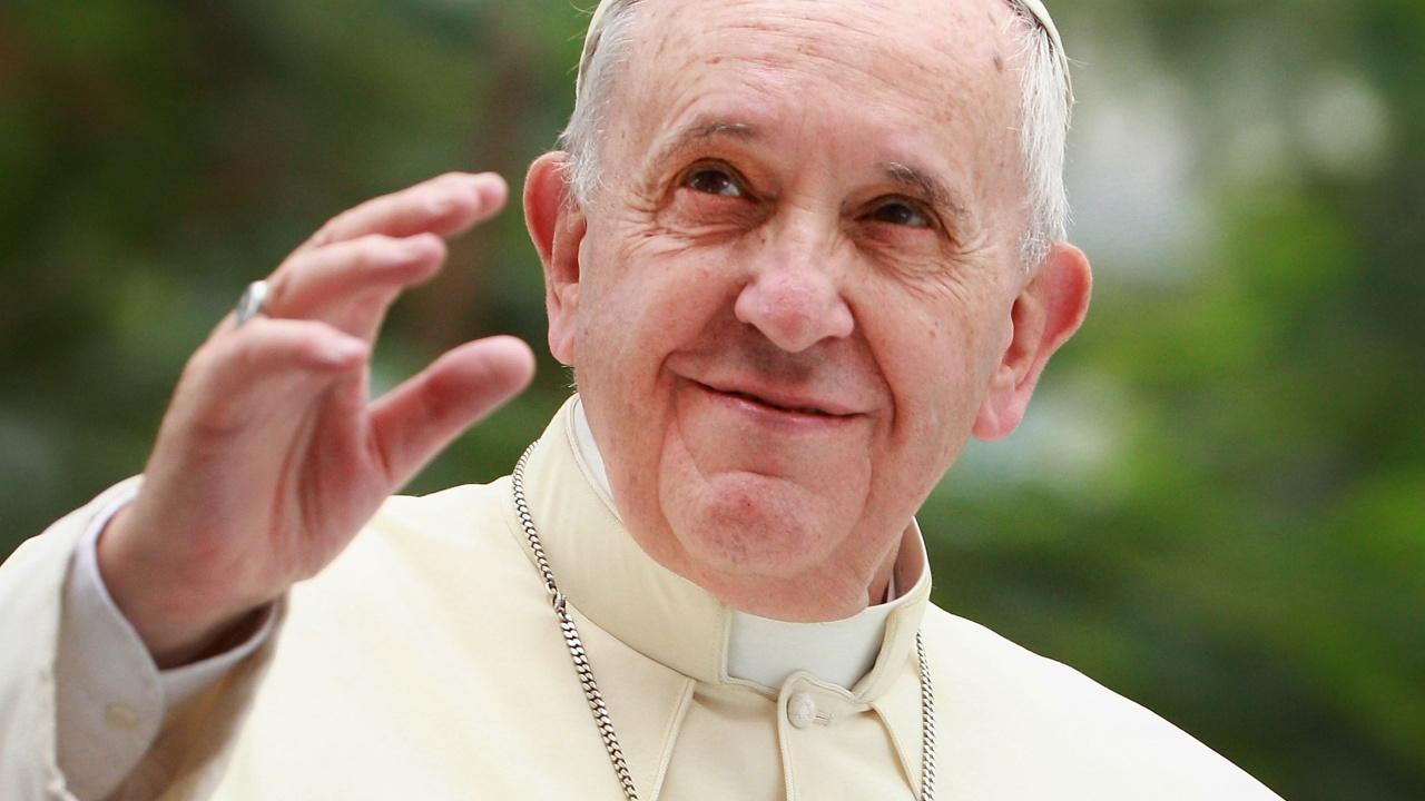 """Папа Франциск: Св. братя Кирил и Методий ще ни помогнат """"да се освободим от идеологиите"""""""