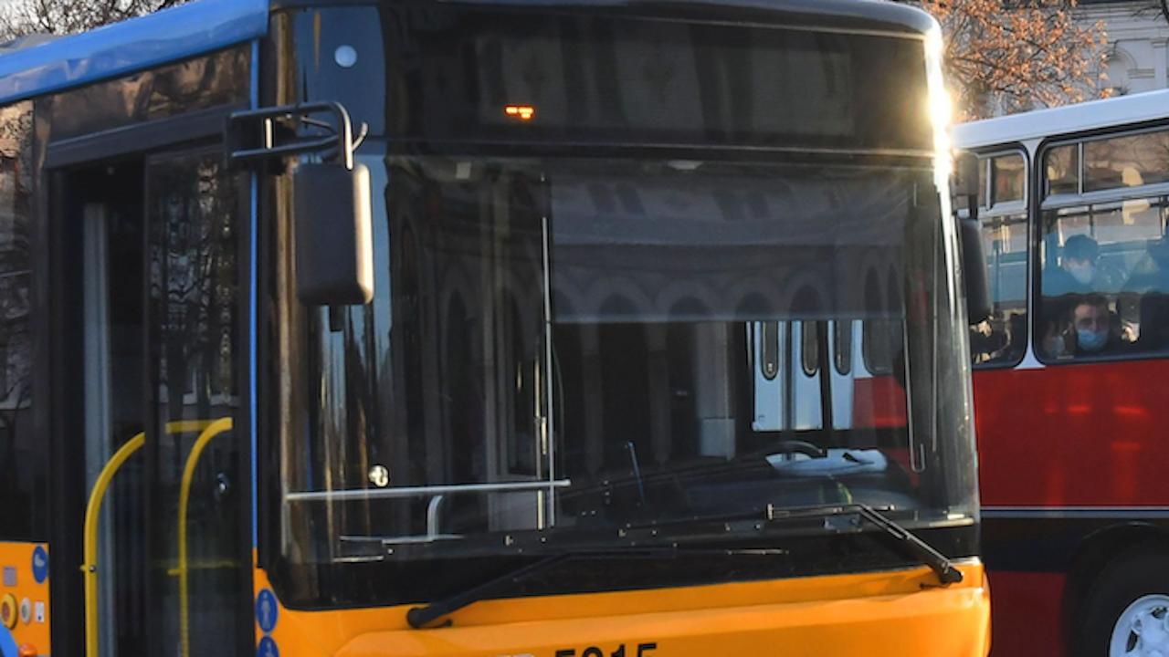 Бум на COVID при шофьори в градския транспорт във Варна