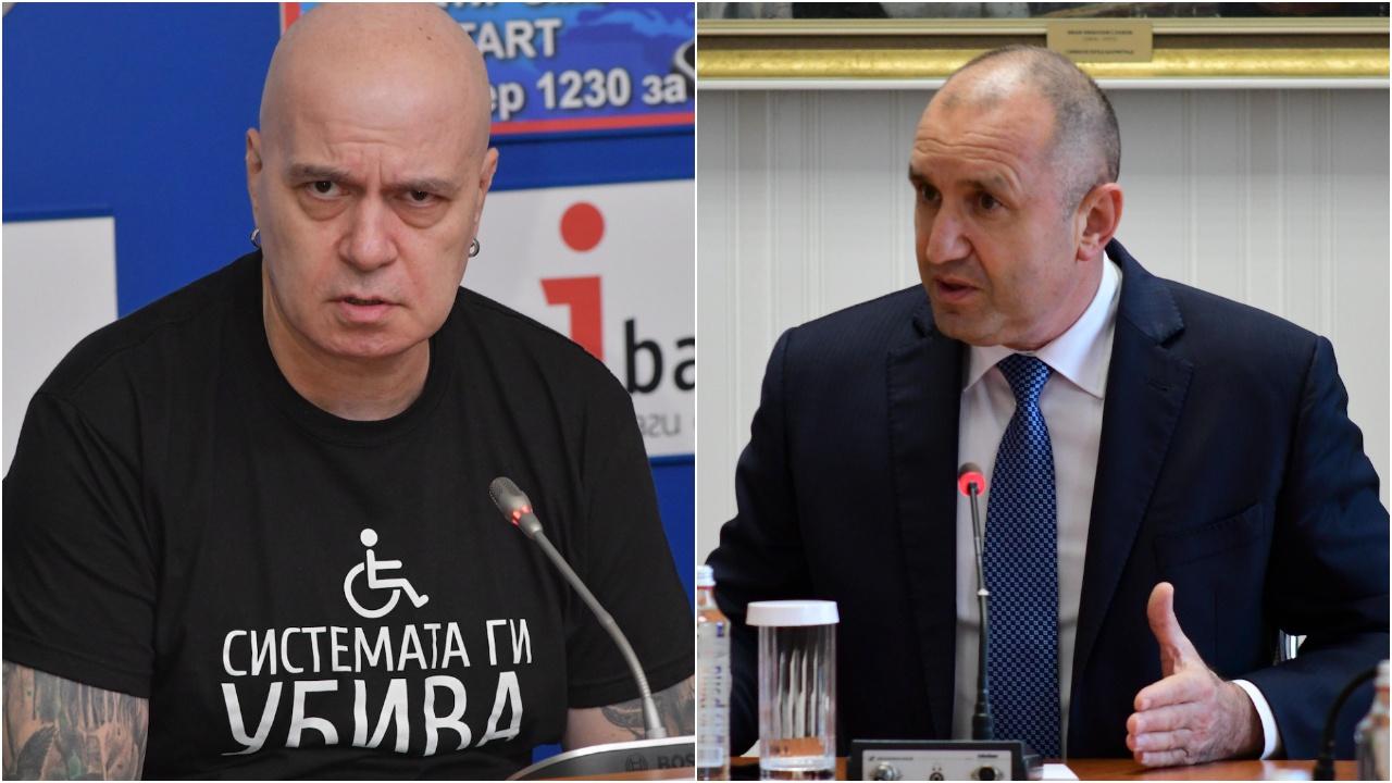 Анализатор: Слави Трифонов каза нещо, което вероятно и самият Радев не очакваше