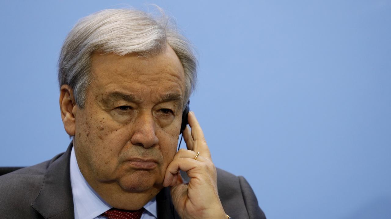 Лидерът на ООН: Афганистанците са изправени пред най-опасния им час