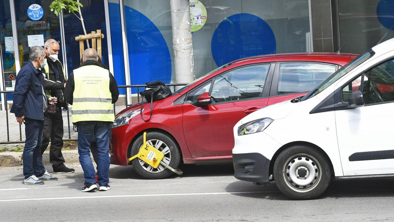 """СОС обсъди предложения за разширение на синята зона и за премахване на """"служебен абонамент"""" за паркиране"""