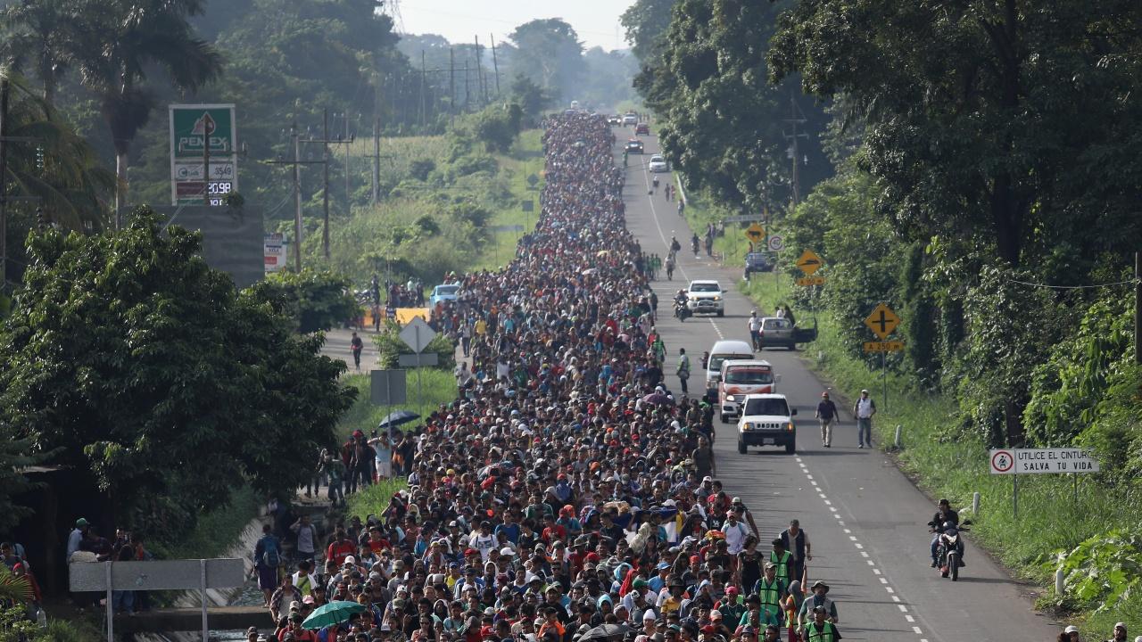 Климатичните промени може да накарат 200 милиона души по света да мигрират от едно на друго място
