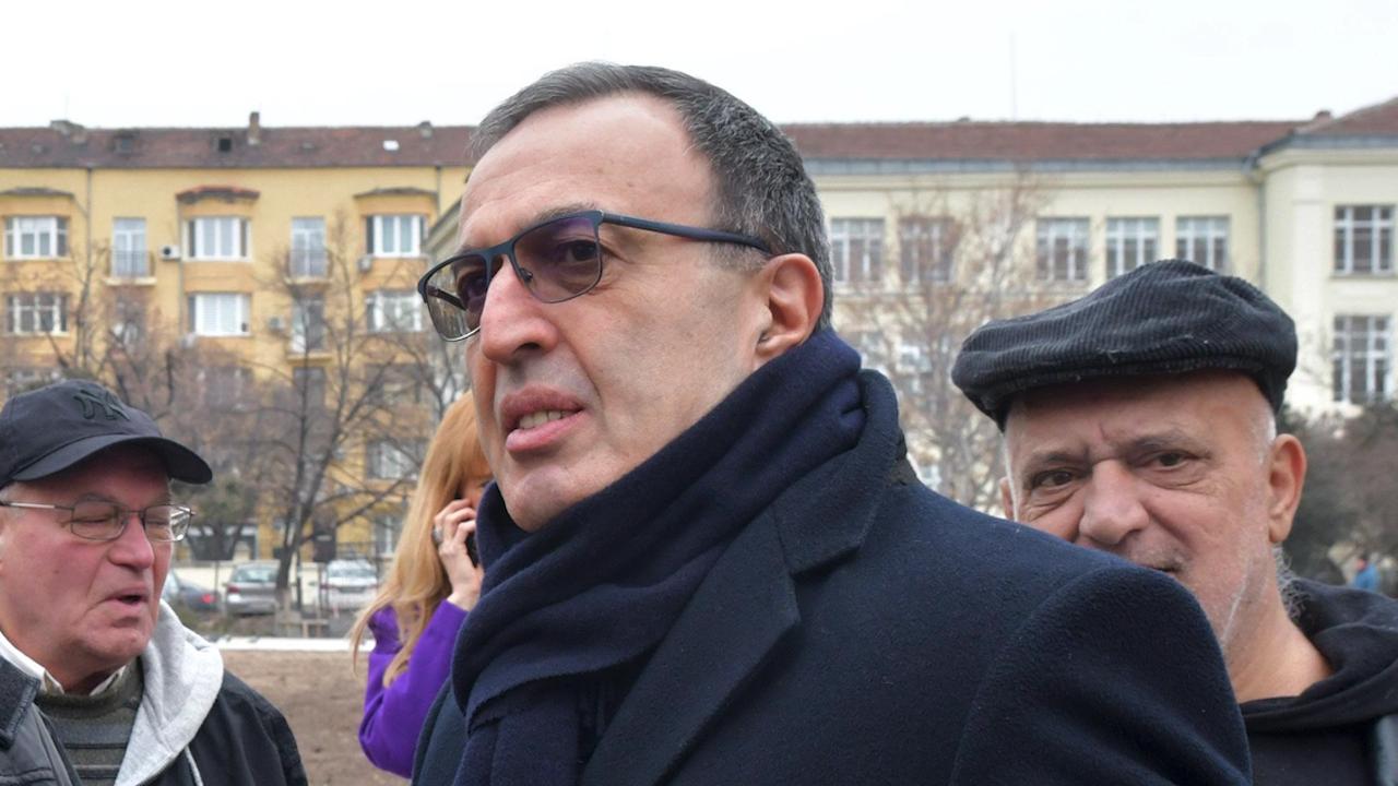 Петър Стоянов разкри дали ще бъде кандидат-президентът на ГЕРБ-СДС