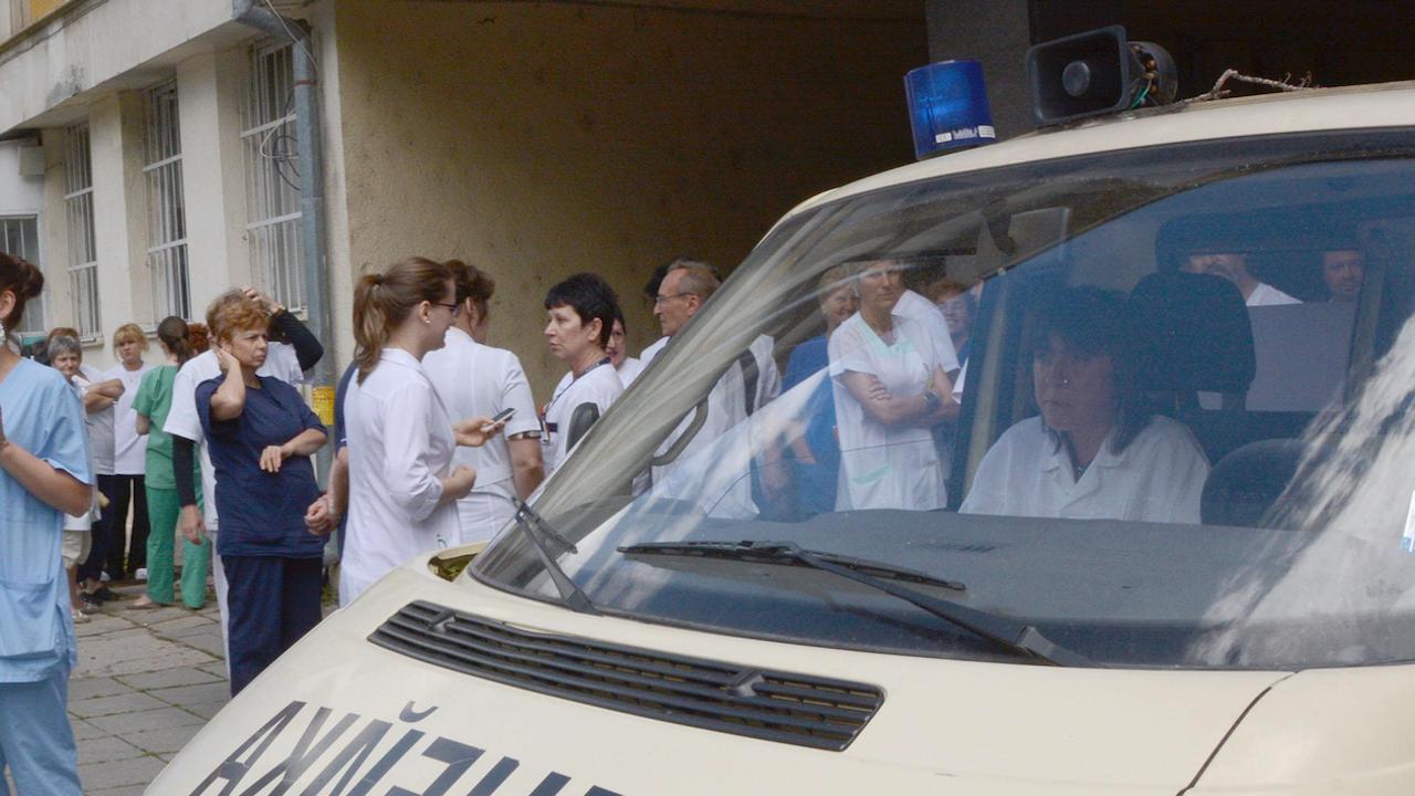 Санитарките във Видин се отказаха от гладната стачка