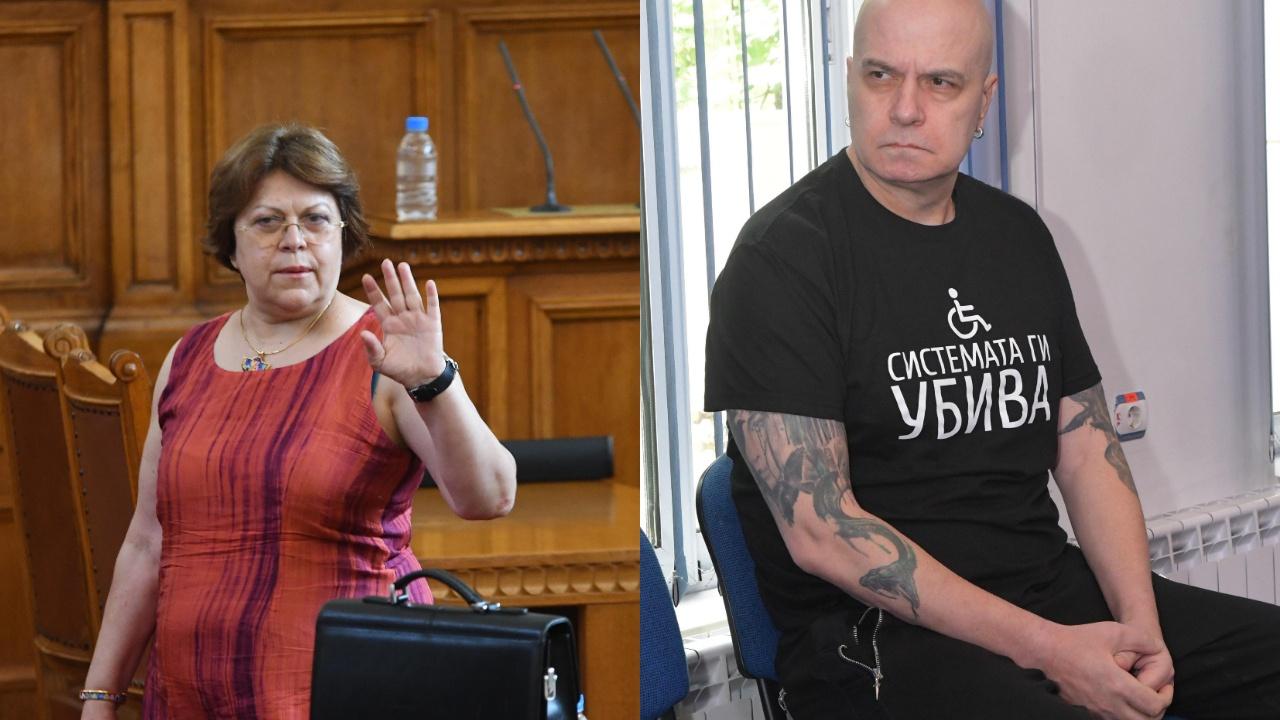 Дончева срази Трифонов: Бил е в друго физическо и психическо състояние, когато са го бутали да създаде ИТН