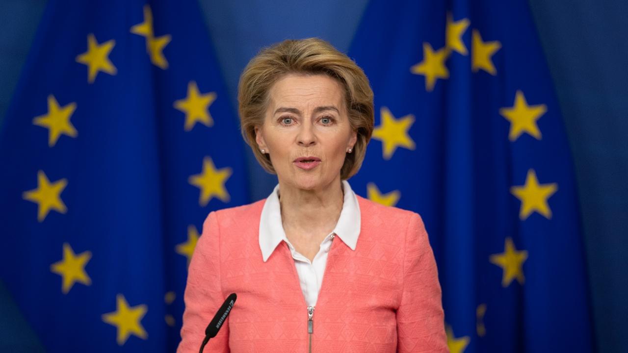 Урсула фон дер Лайен с реч за бъдещето на ЕС
