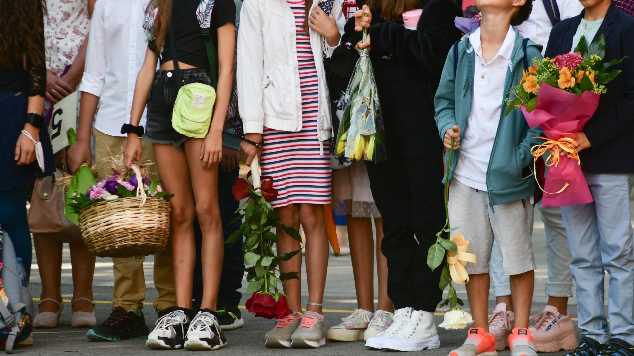 Над 5600 ученици влязоха в училищата в община Търговище