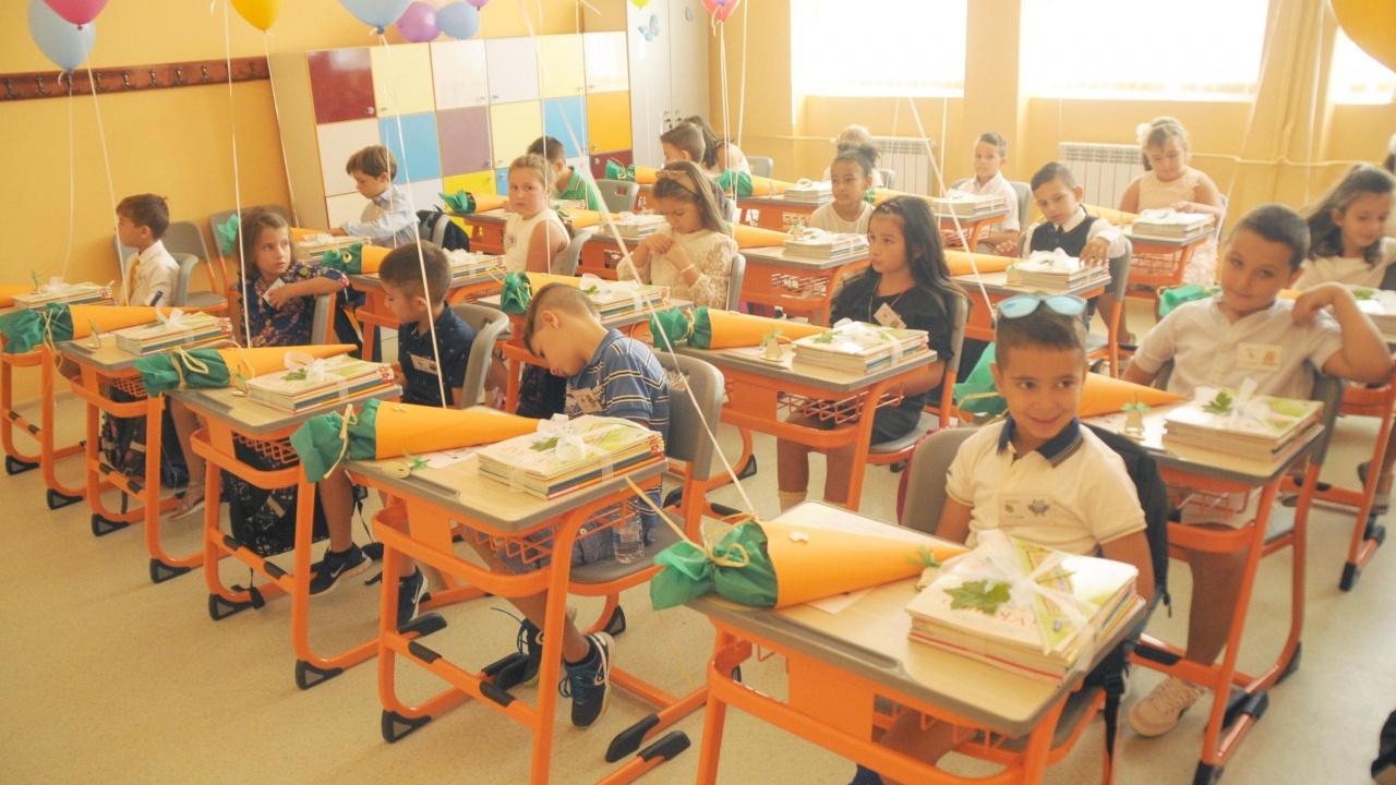 Учебната година започва безпроблемно във всички училища в Шуменско