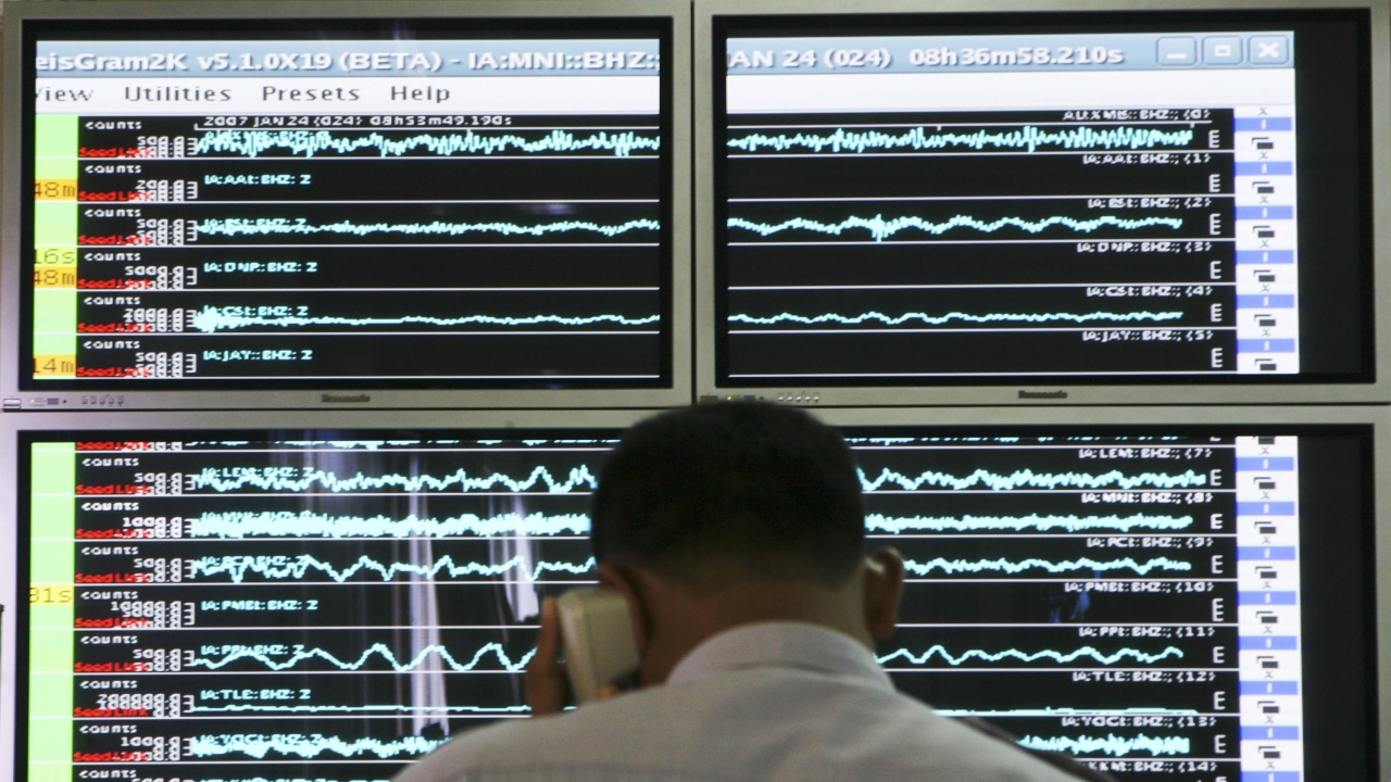 Земетресение разтърси Албания