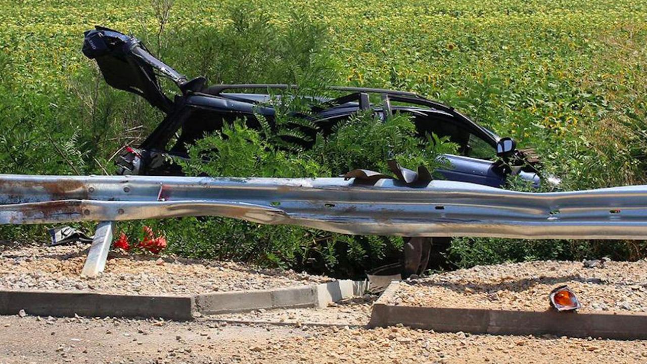 Един загинал и 36 ранени при катастрофи за денонощието