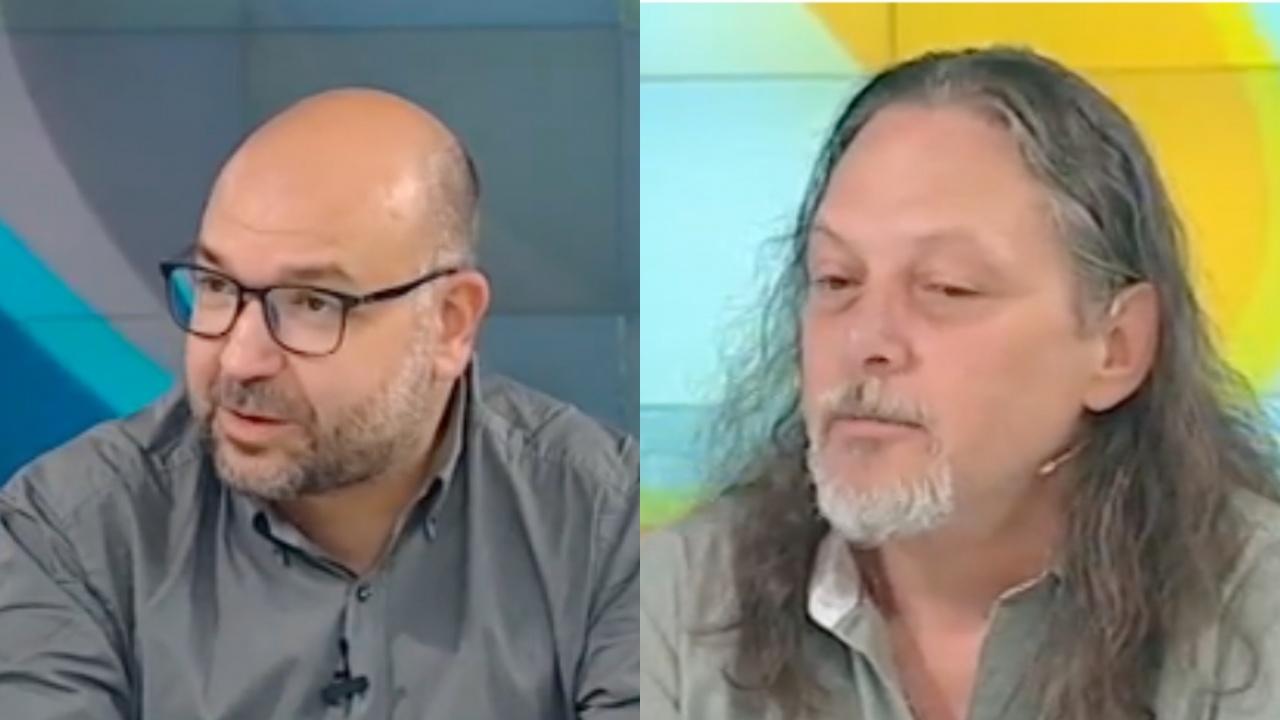Петков и Василев са проект на Радев, с който забива нож в гърба на БСП?