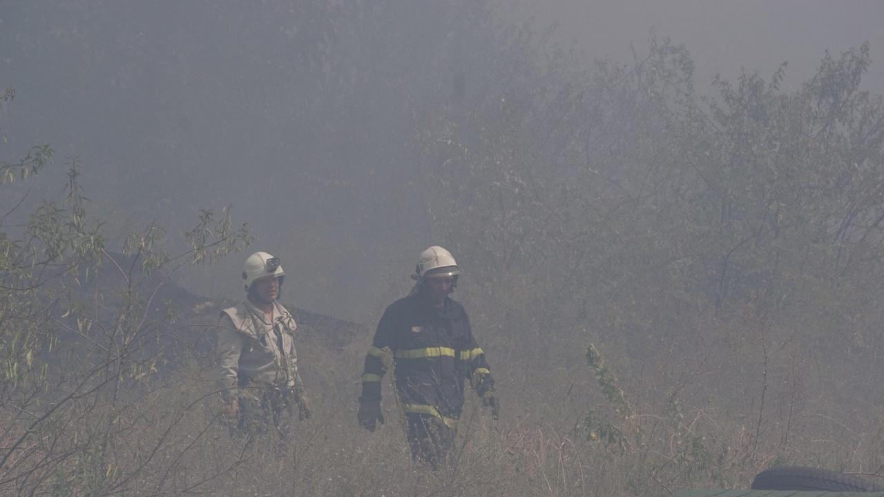 Екстремален индекс за пожароопасност в 4 области в страната