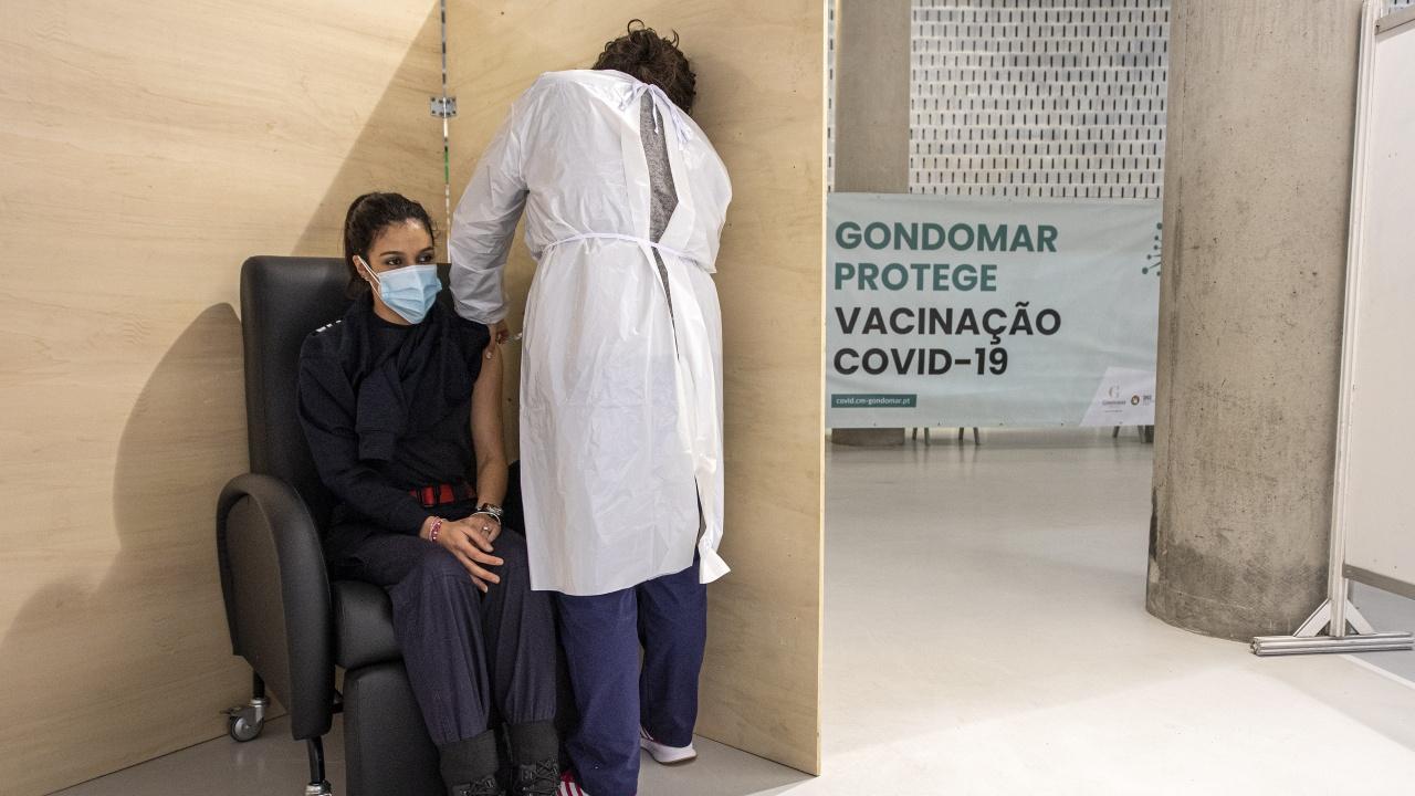Португалия е ваксинирала изцяло 80% от населението си срещу COVID-19