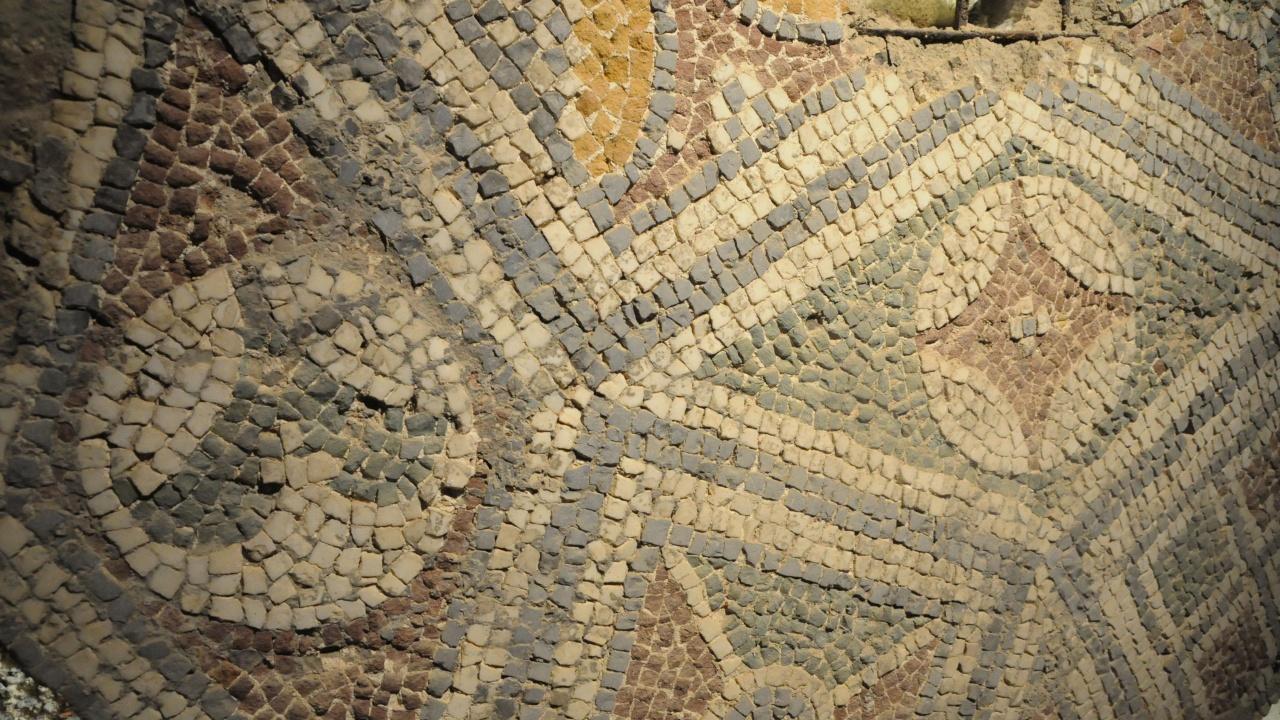 Най-старата мозайка в света откриха в Турция