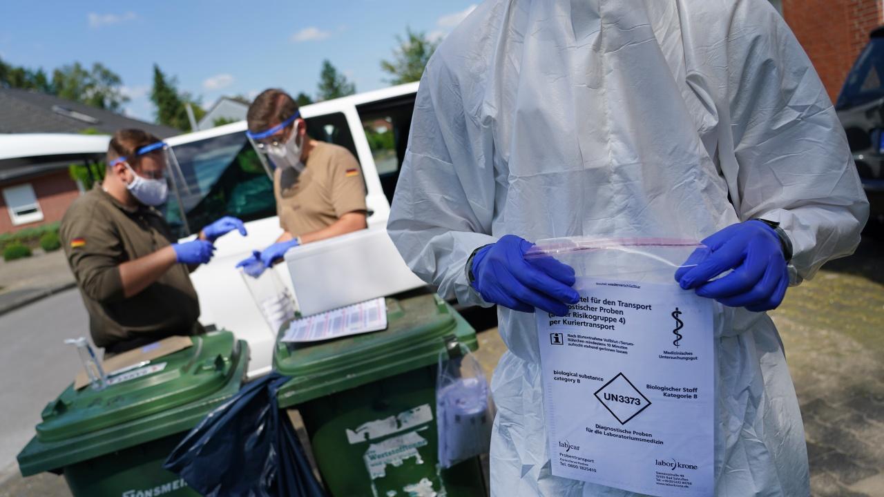Румъния ще изисква зелен COVID сертификат за достъп при определена заболеваемост