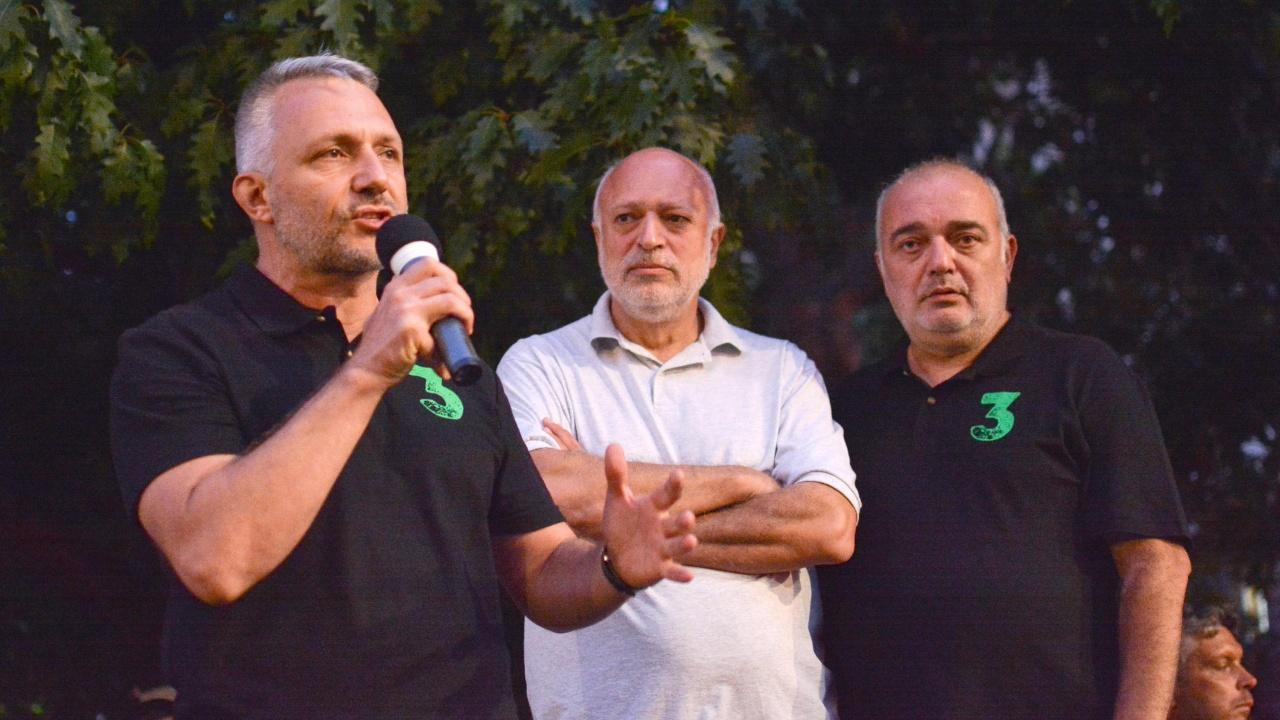 Твърдение: Бабикян, Хаджигенов, Капон и Минеков били сред подслушваните по време на протестите