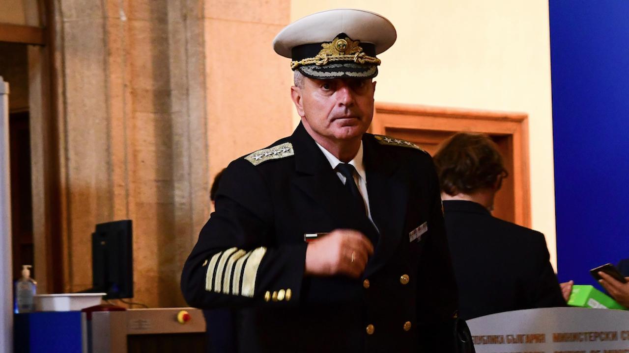 Началникът на отбраната адмирал ще участва в есенната конференция на Военния комитет на НАТО