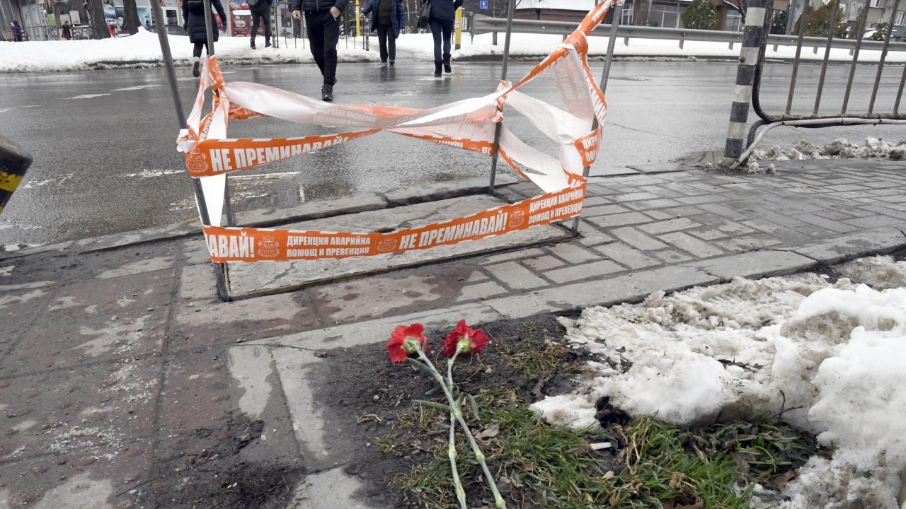 Светофарът до шахтата убиец в София се оказа незаконен