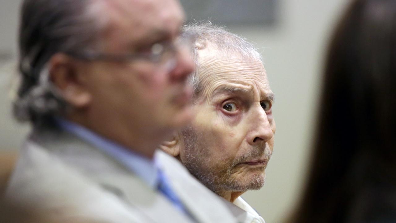Милионерът Робърт Дърст бе осъден за убийство