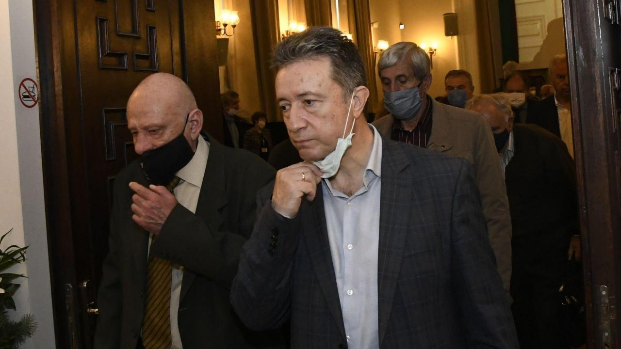 Янаки Стоилов: Aз няма да се движа с няколко автомобила за защита като главния прокурор
