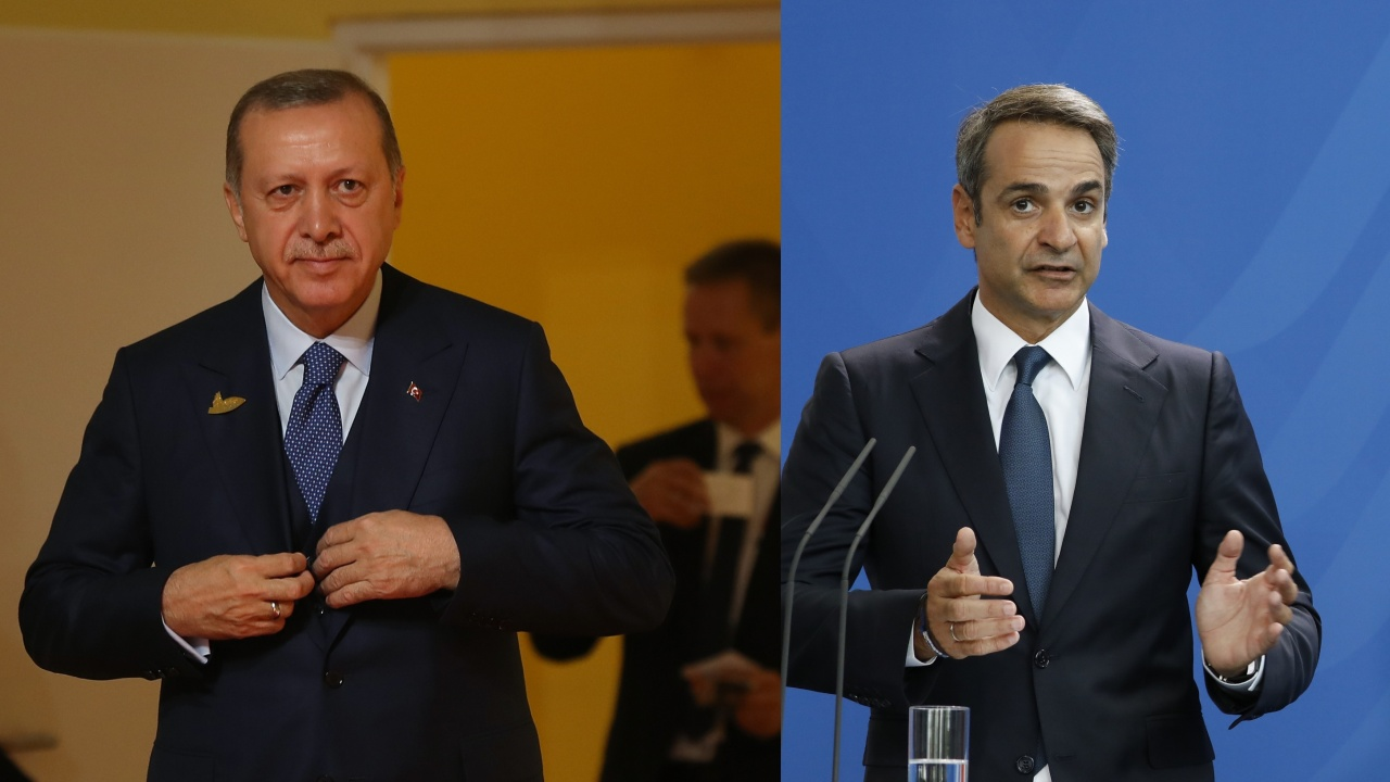 Ердоган се среща сМицотакис в Ню Йорк