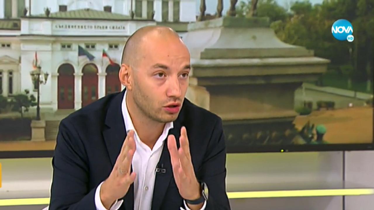 Политолог: Новата формация около Петков и Василев набира 9% подкрепа от гласуващите