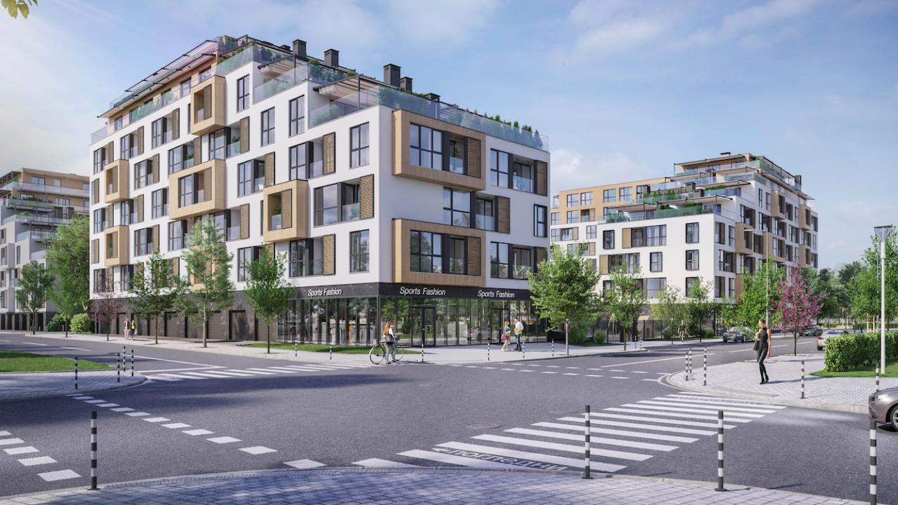 Галакси Инвестмънт Груп стартира втора фаза от строителството на най-желания жилищен комплекс в град Пловдив