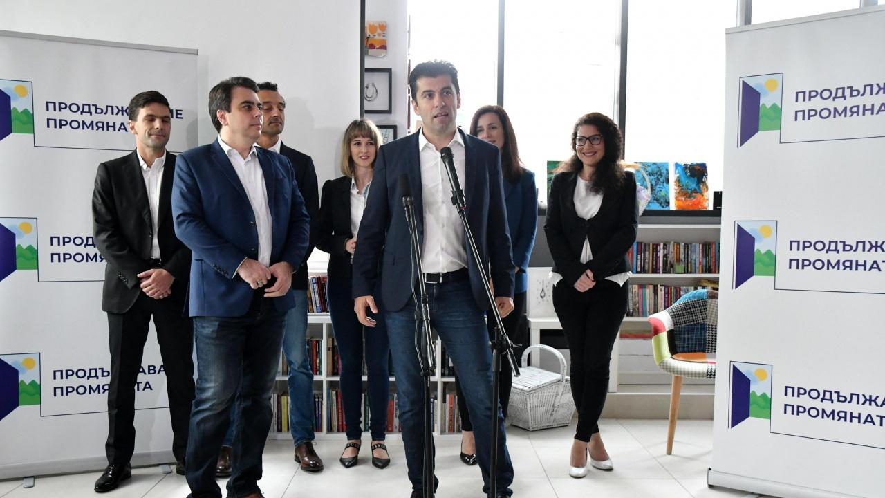 """Настимир Ананиев: Пред подписване на споразумение сме с """"Продължаваме промяната"""""""
