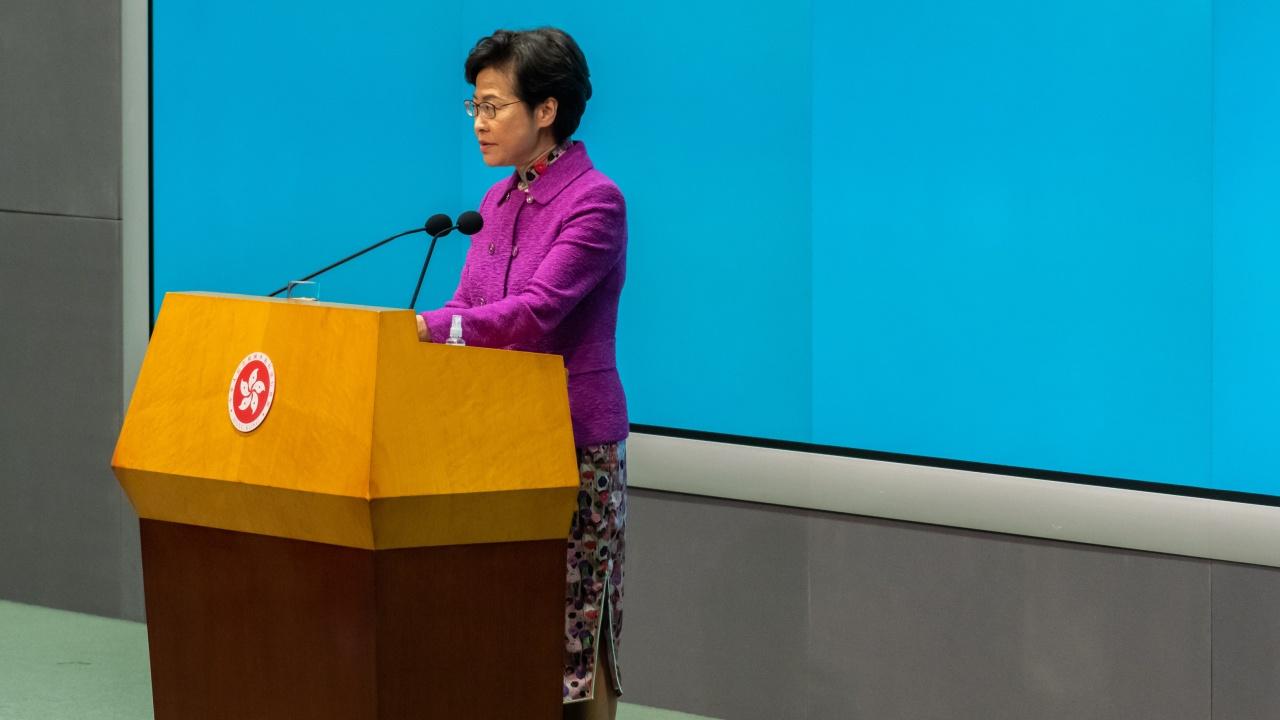 Новият състав на комисията за избор на нов лидер на Хонконг ще включва само един представител на опозицията